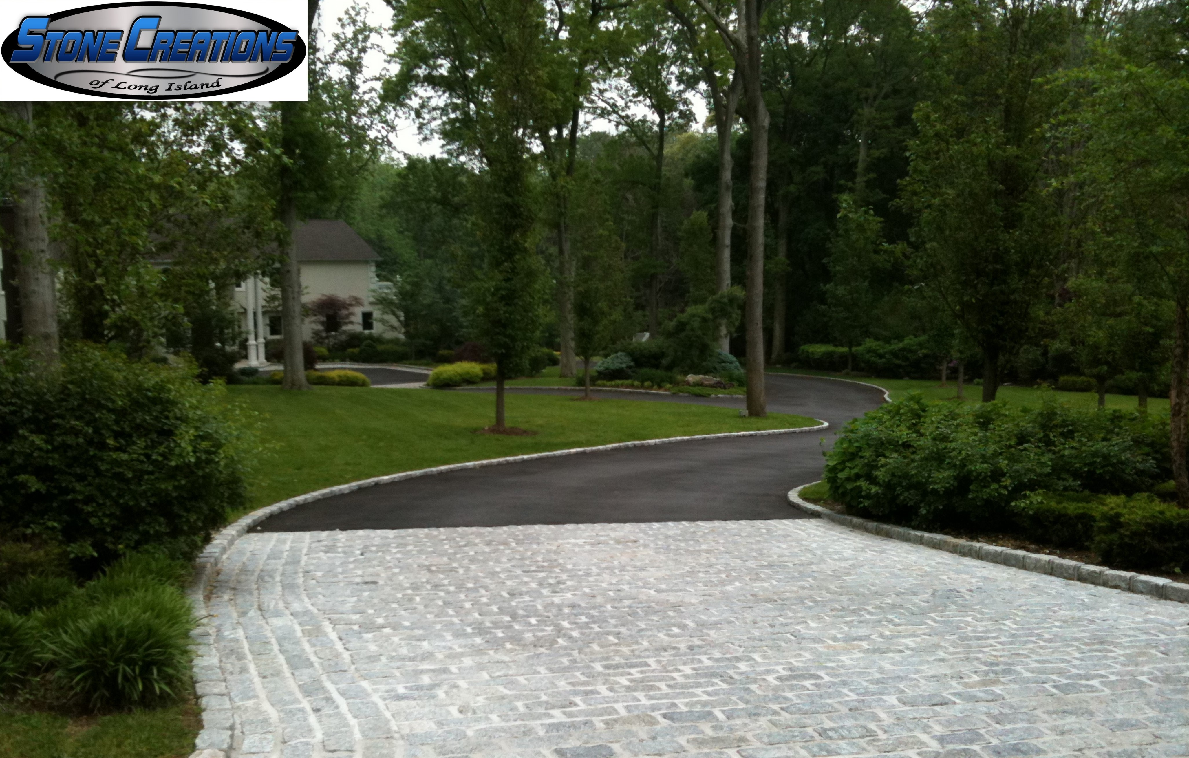 Long Island Driveway Specialist - Stone Creations of Long Island Pavers and Masonry Corp