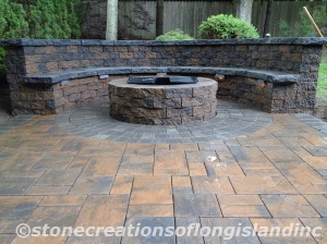 West Hampton Beach Outdoor Living - www.stonecreationsoflongisland.net (631) 678-6896 - (631) 404-5410