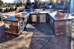 Outdoor Kitchen West Islip, N.Y 11795