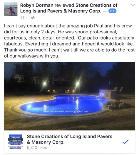 Stone Creations of Long Island Review, Holbrook, NY 11741