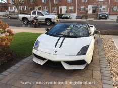 Cambridge Paver Driveway for you Lamborghini
