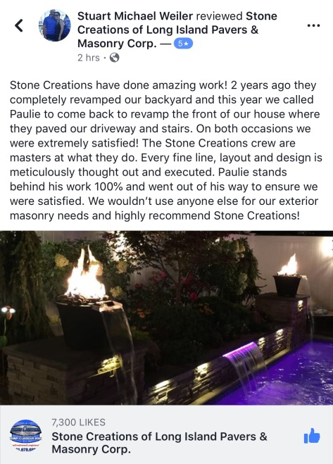 Stone Creations Li Reviews