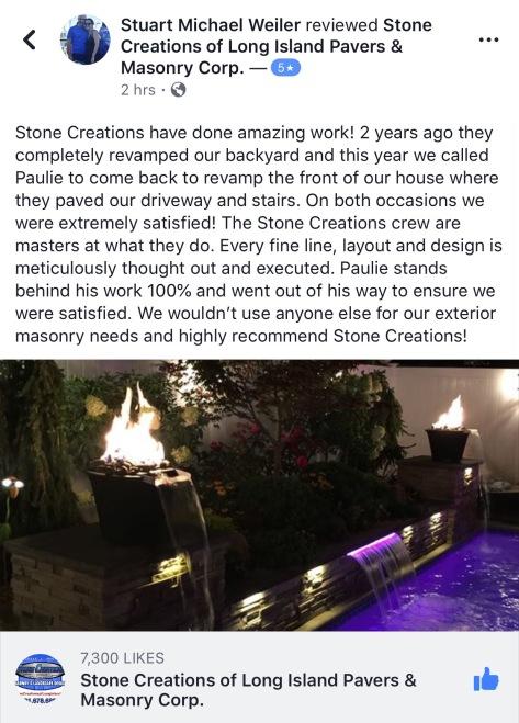 Stone Creations Li Reviews
