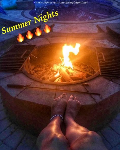 Long Island Firepits