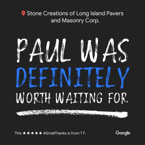 Review for Stone Creations of Long Island