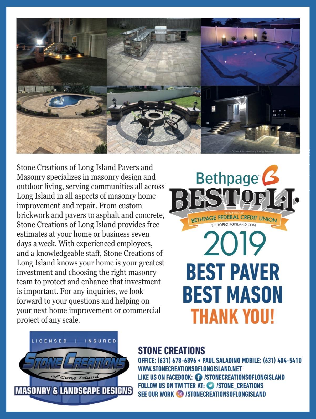 Best of Long Island 2019